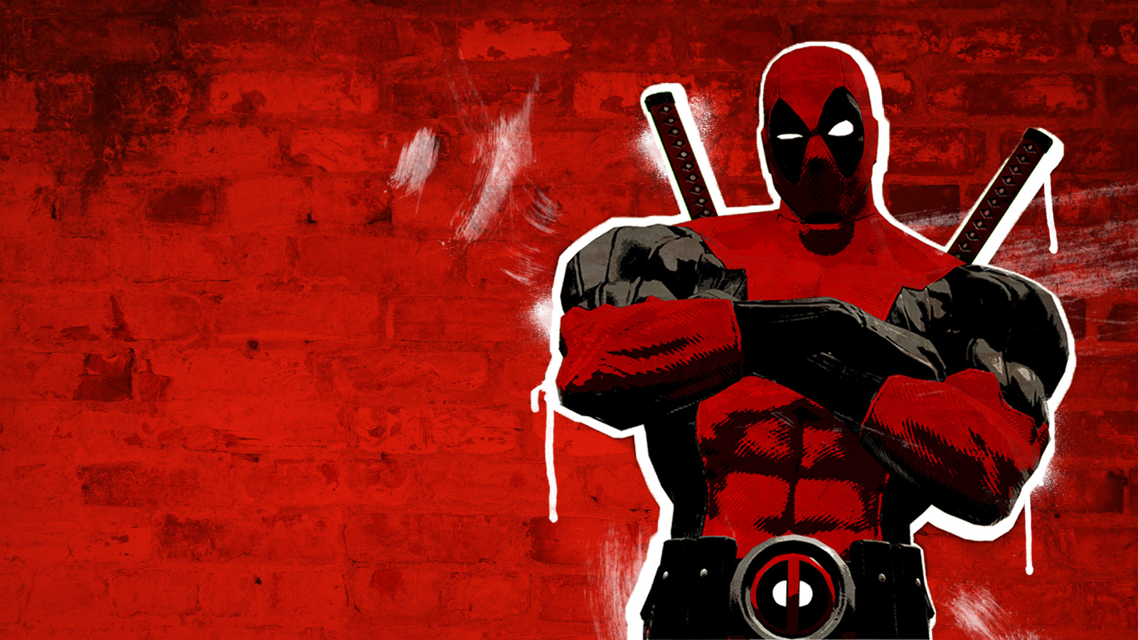 545 Deadpool HD Wallpapers Backgrounds Wallpaper Abyss Page 1600x900