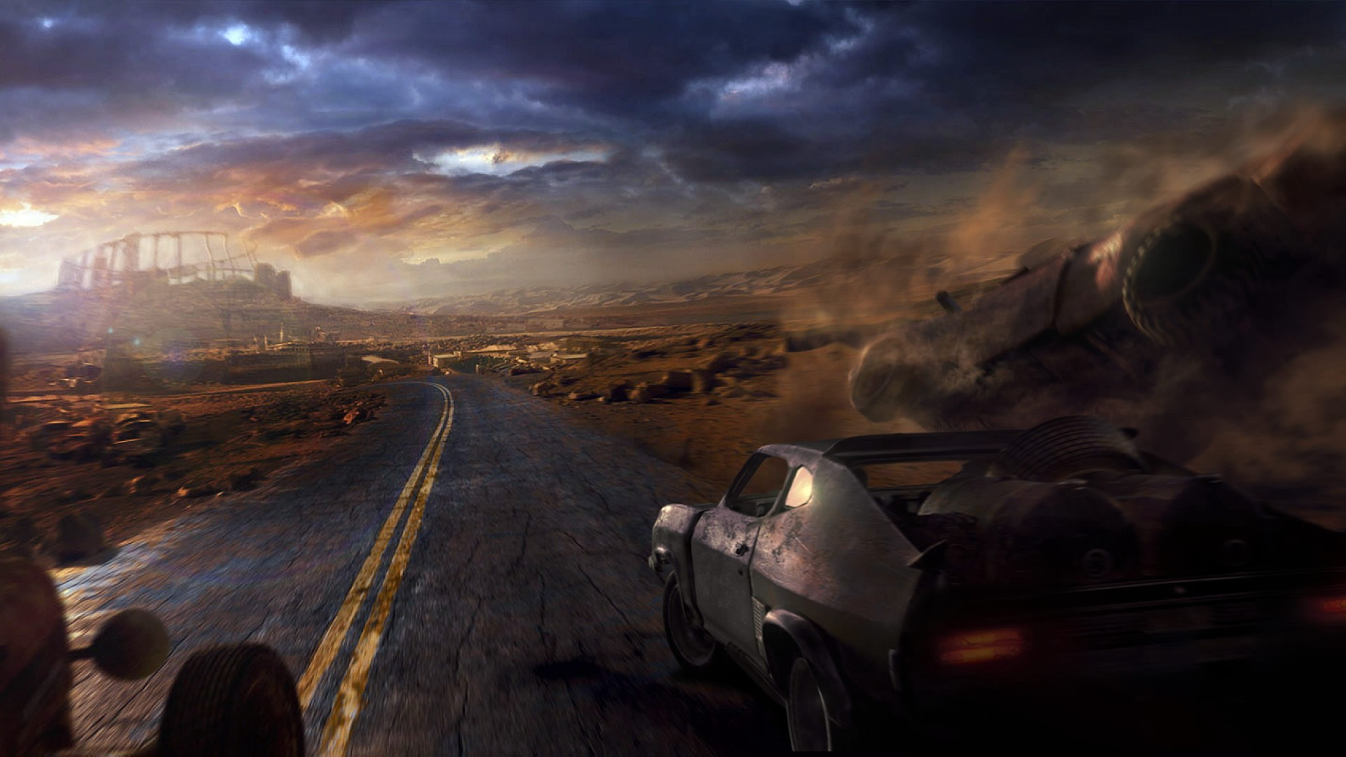 Mad Max Wallpapers The Art Mad Wallpapers 1920x1080