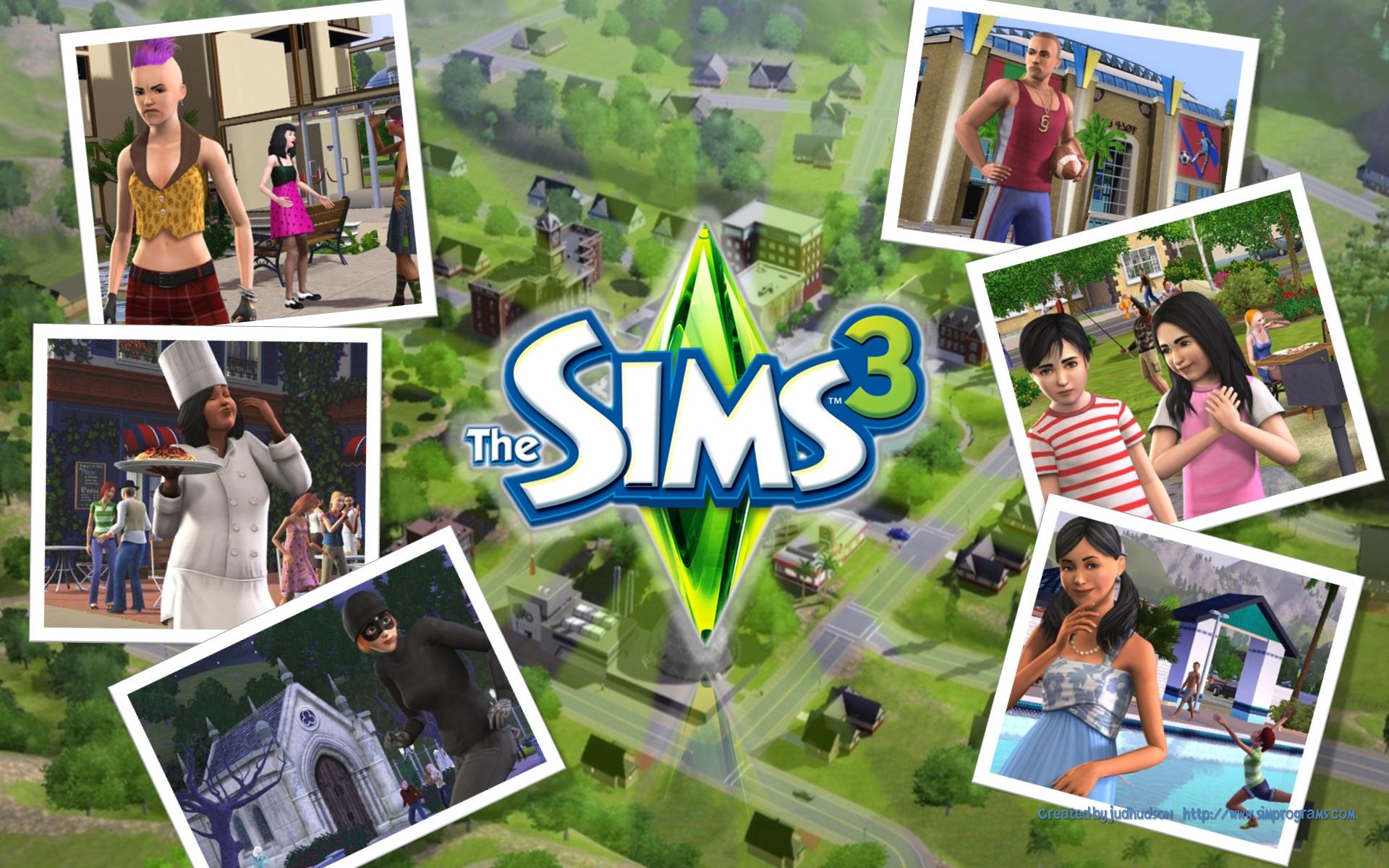 The Sims 3 Wallpapers the sims 3 wallpaper hd Wallpapereorg 1920x1200