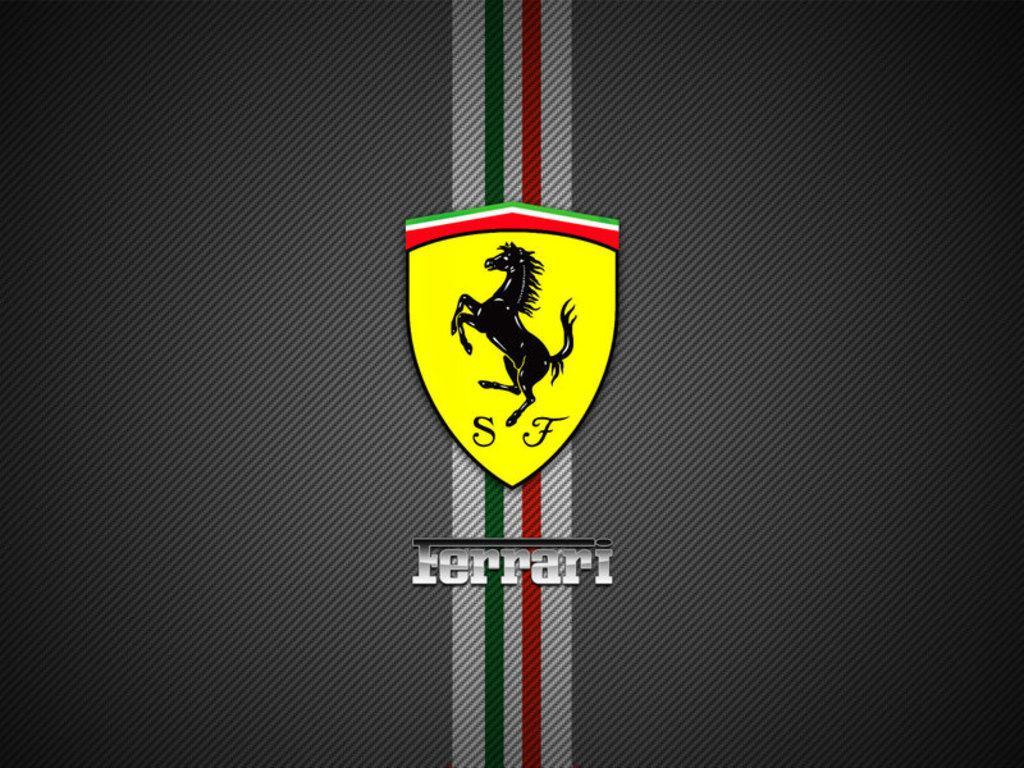 ferrari logo wallpaper Cool Car Wallpapers 1024x768