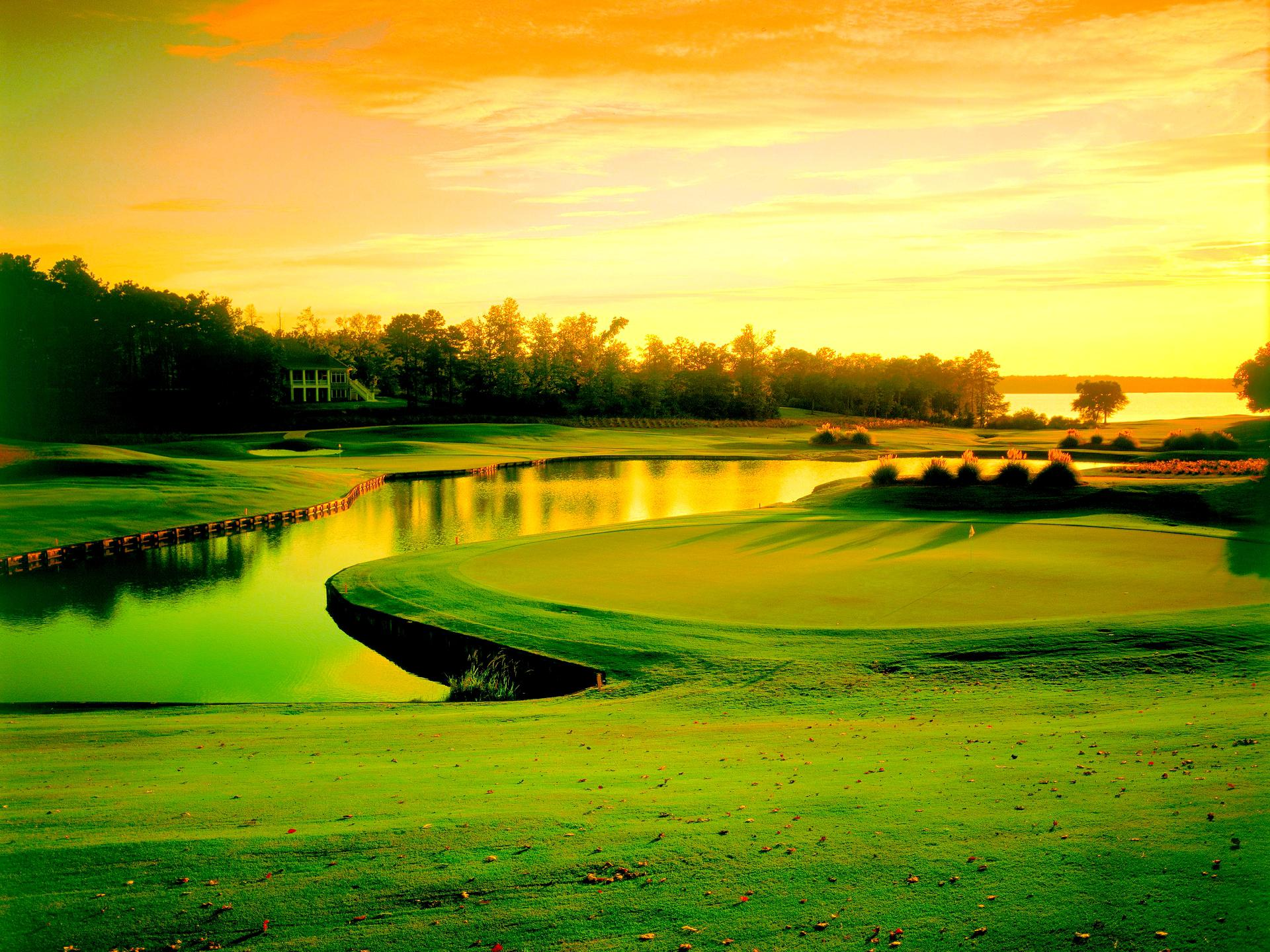 Golf course   156278   High Quality and Resolution Wallpapers on 1920x1440