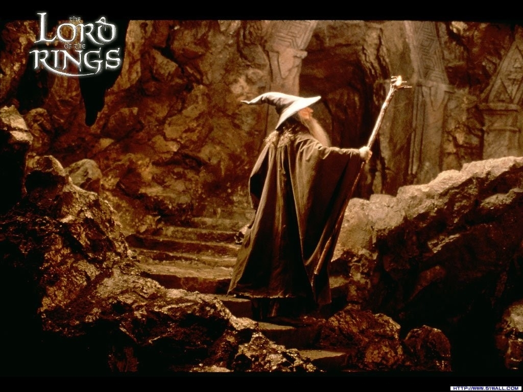 Gandalf Wallpaper   Ian McKellen Wallpaper 2759437 1024x768