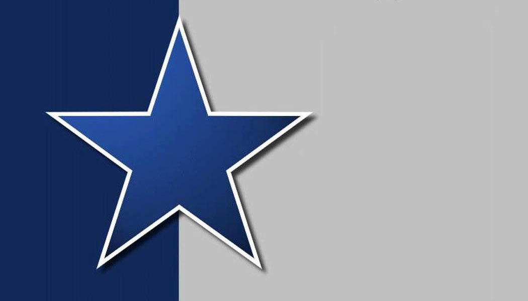 pink dallas cowboys logo wallpaper wallpapersafari