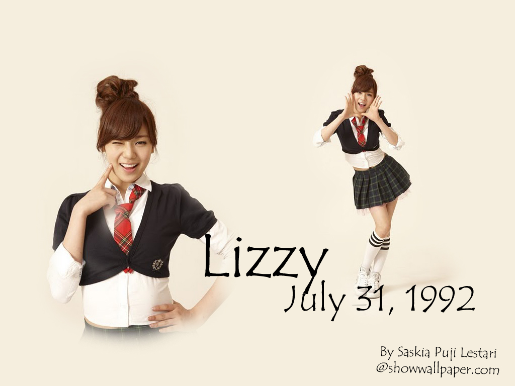 New School Girl After School Wallpaper afterschool lizzy 02 1024x768