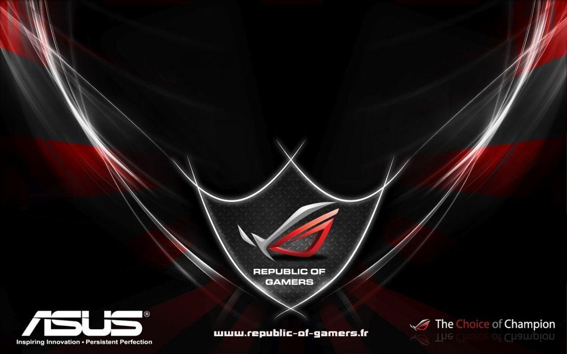 Asus ROG Republic Of Gamers wallpaper 1600x1000 59682 1120x700