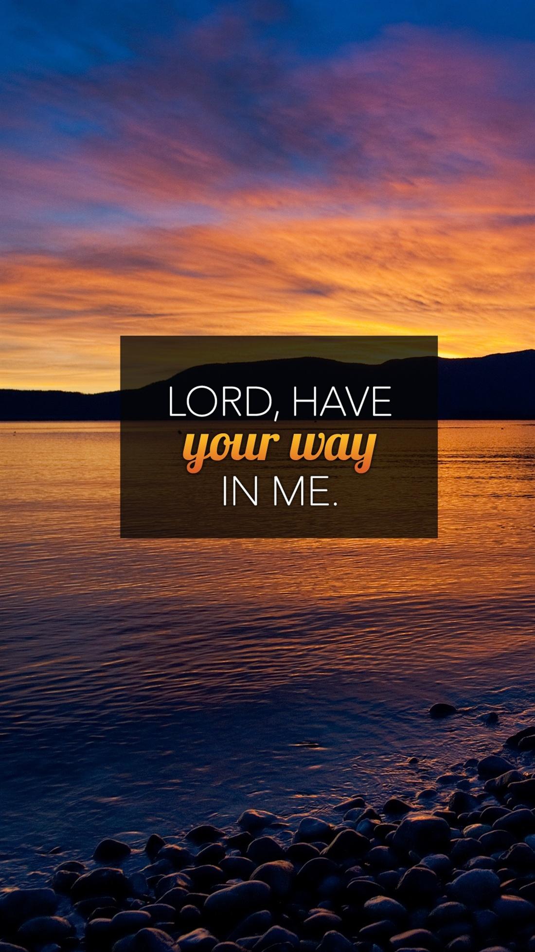 November 2015 - Lord Your Way