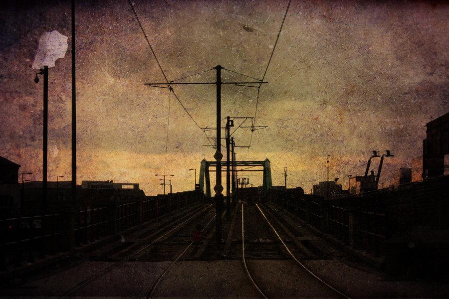 Railway by Liz Fraser 900x600