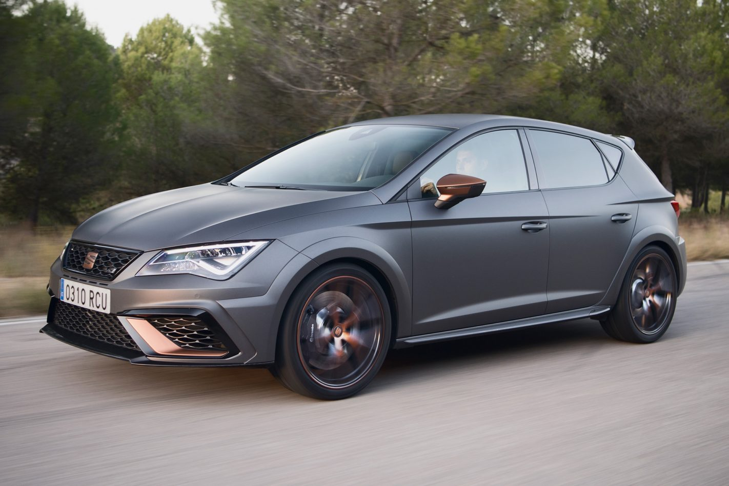 2019 SEAT Leon Tail Light High Resolution Wallpapers Auto Car Rumors 1422x948