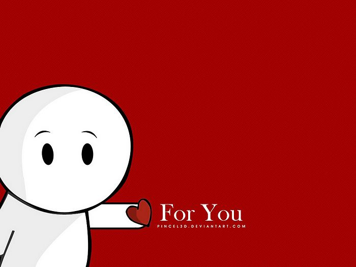 Cartoon valentine wallpaper for computer wallpapersafari - Cartoon valentine wallpaper ...