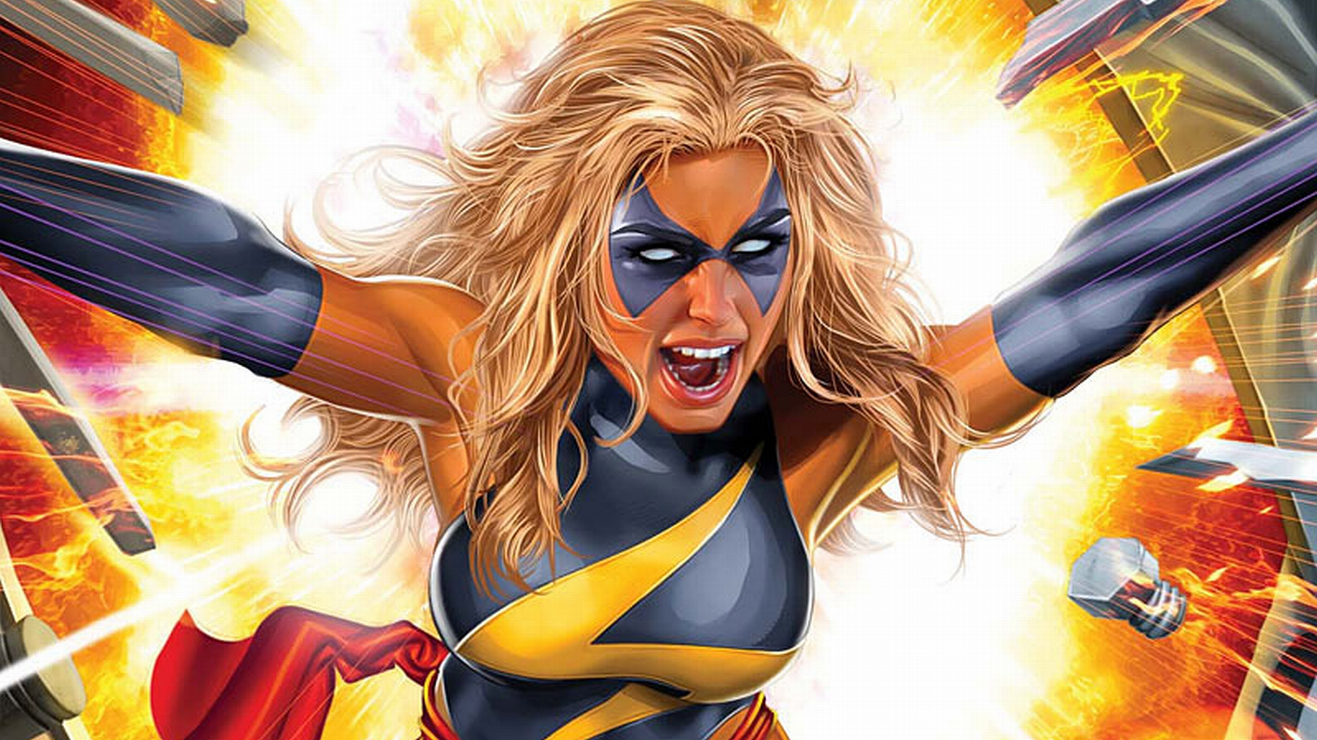 72 Ms Marvel HD Wallpapers Backgrounds 1920x1080