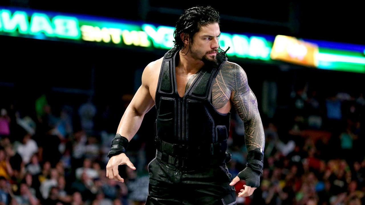 Roman Reigns 2015 Wallpaper WWE Superstars HD Wallpapers 1280x720