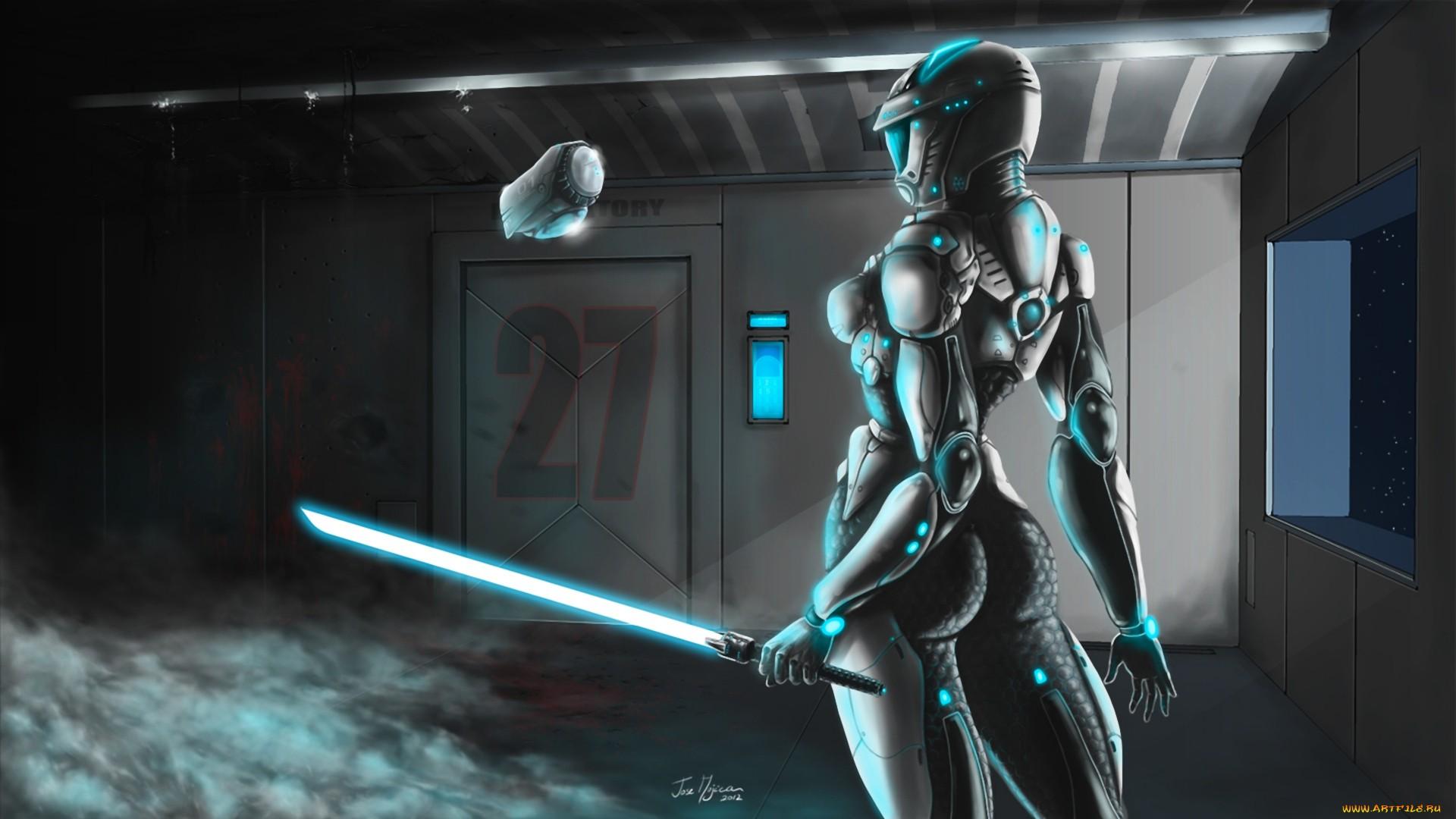 Beautiful Sci Fi Wallpaper