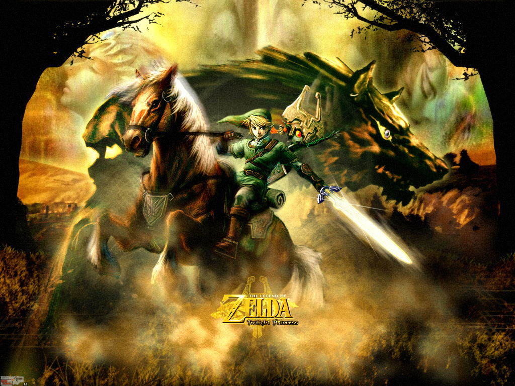 Princess Wallpapers   The Legend of Zelda Twilight Princess 1024x768