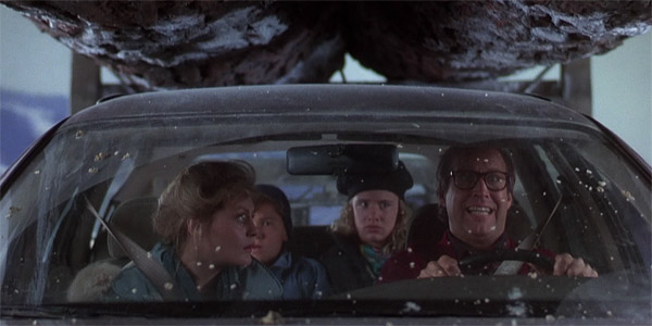 Wallpapers Julia Louis Dreyfus Christmas Vacation National Lampoon 600x300