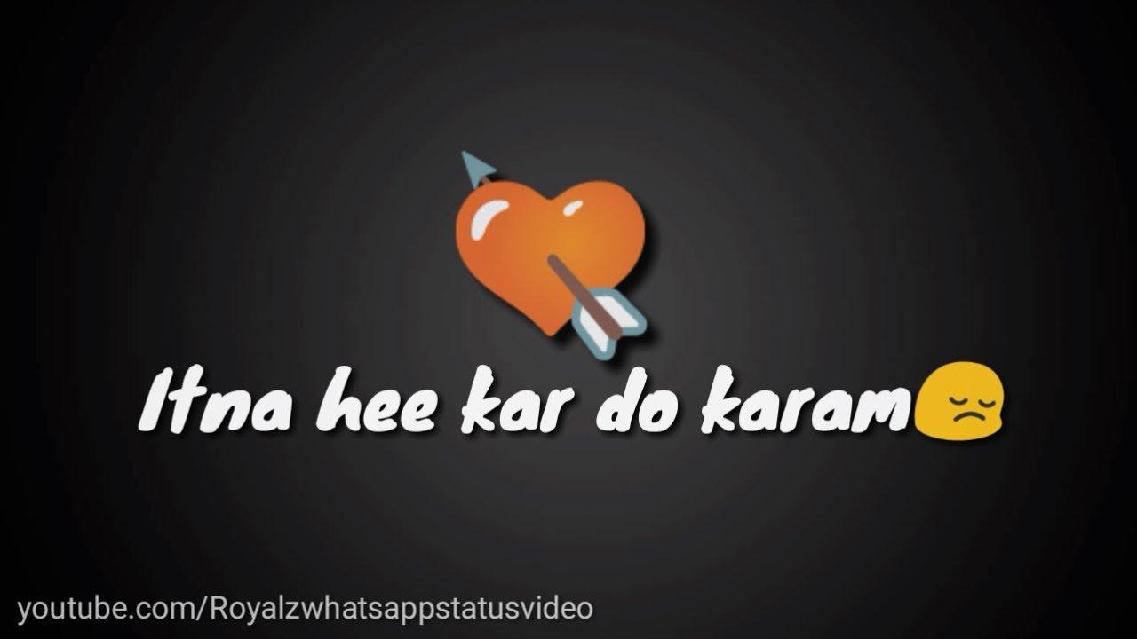 Sorry Wallpaper For Whatsapp   Sorry Maaf Kar Dena Hd Wallpapers 1280x720