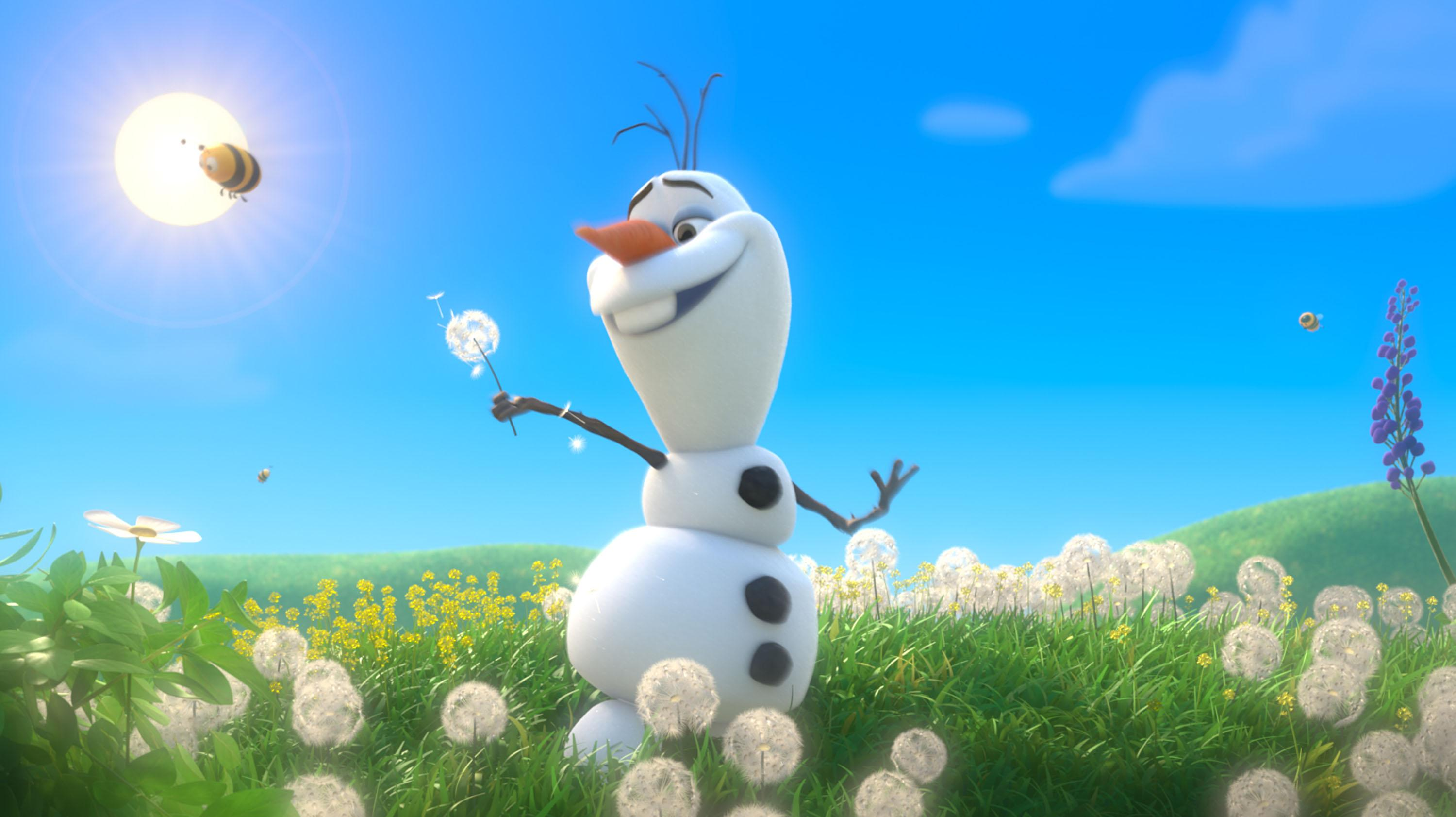 Olaf Wallpapers 3000x1682
