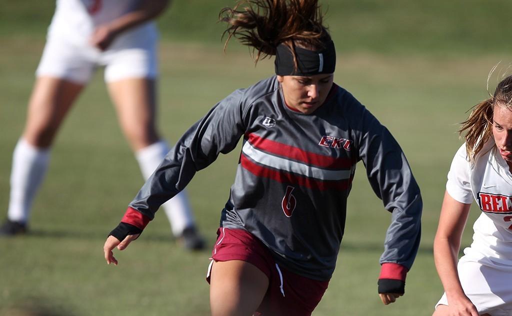 Kaylynn Brown   Soccer   Eastern Kentucky University Athletics 1024x633