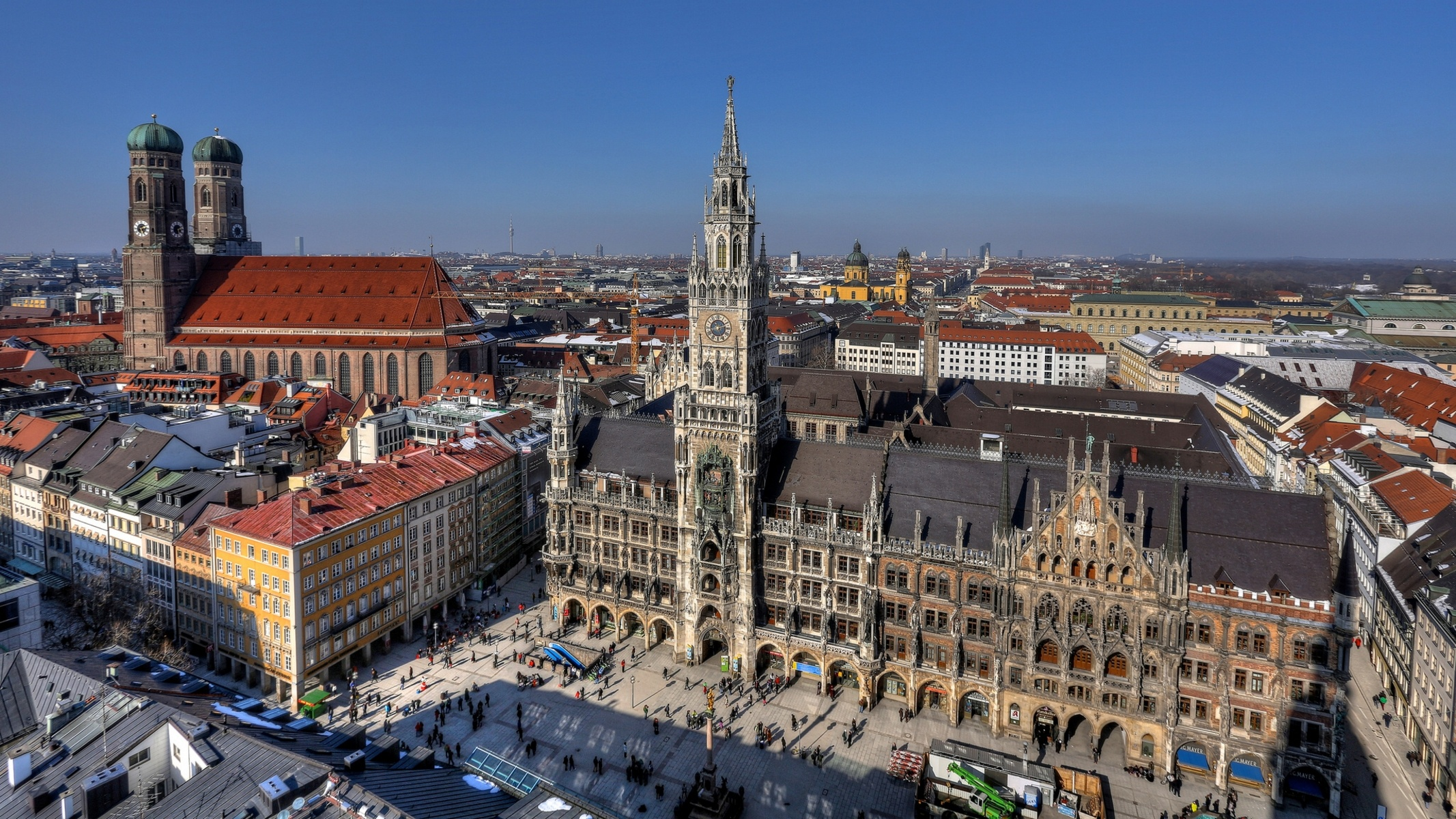 munich germany computer wallpapers desktop backgrounds 2133x1200