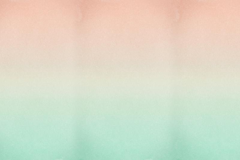 Green ombre wallpaper