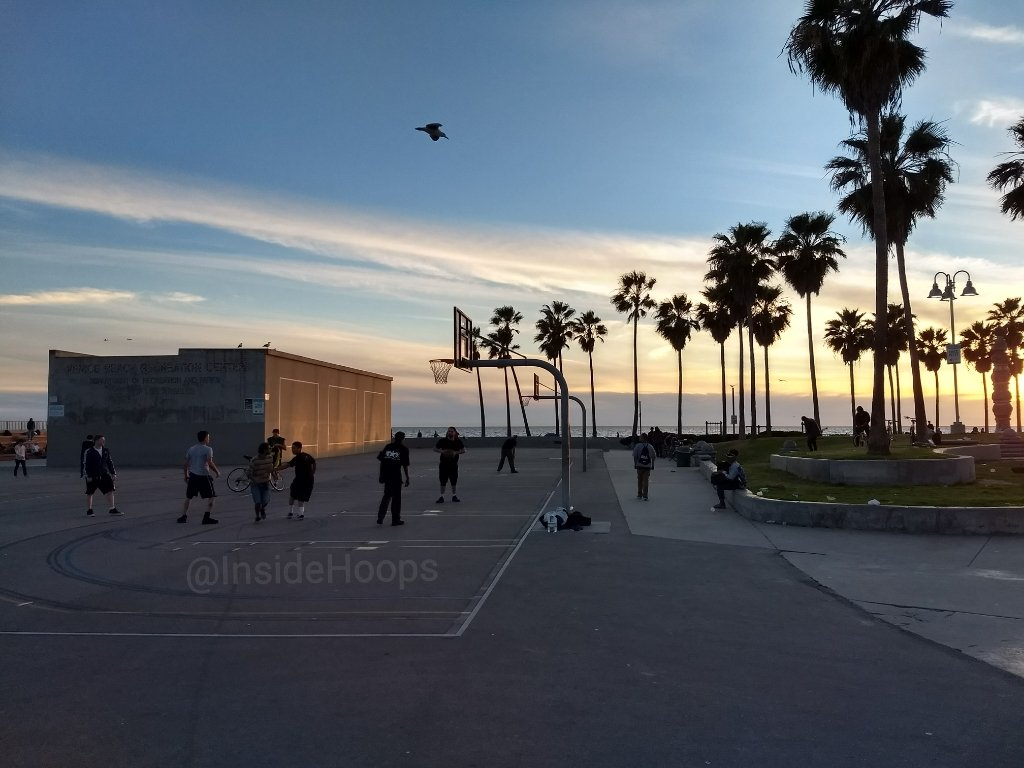 InsideHoopscom on Twitter The Venice Beach California 1024x768