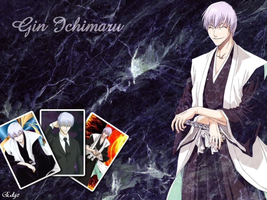 Bleach Anime Wallpapers Ichimaru Gin Wallpapers Bleach10 1024x768