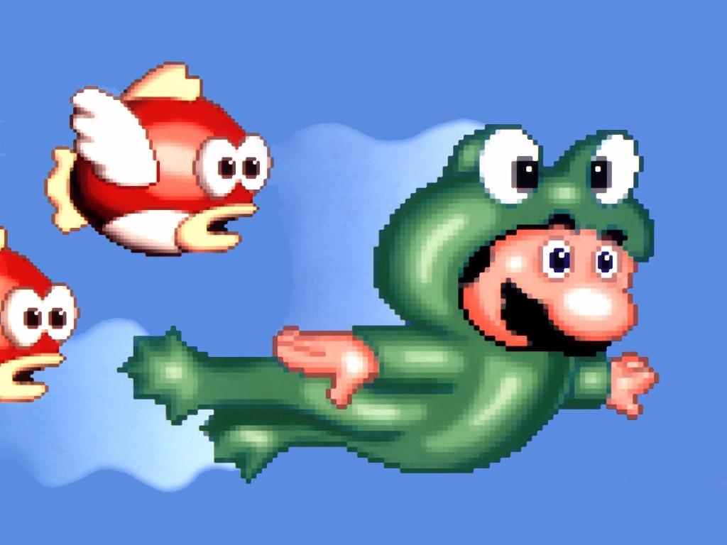 Free Download Super Mario Bros 3 Super Mario Bros 3 Wallpaper