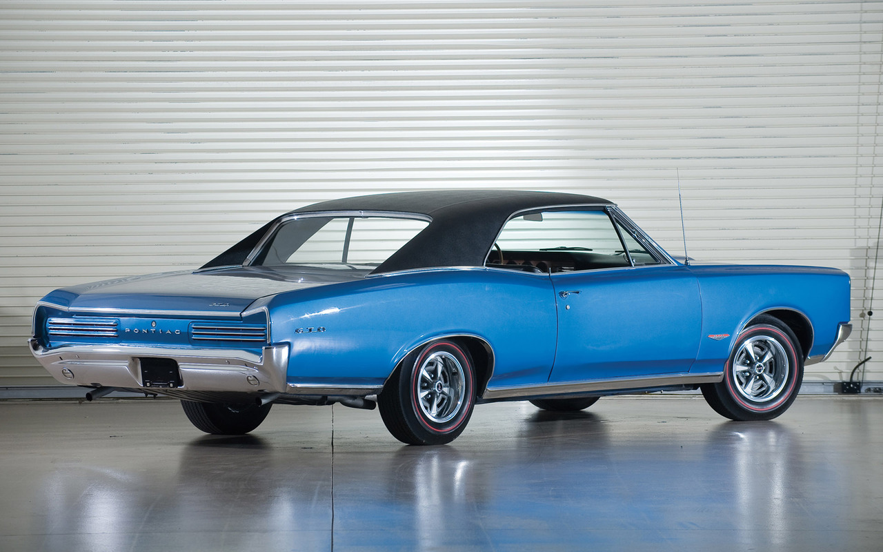 Pontiac Tempest GTO wallpaper 18326 1280x800