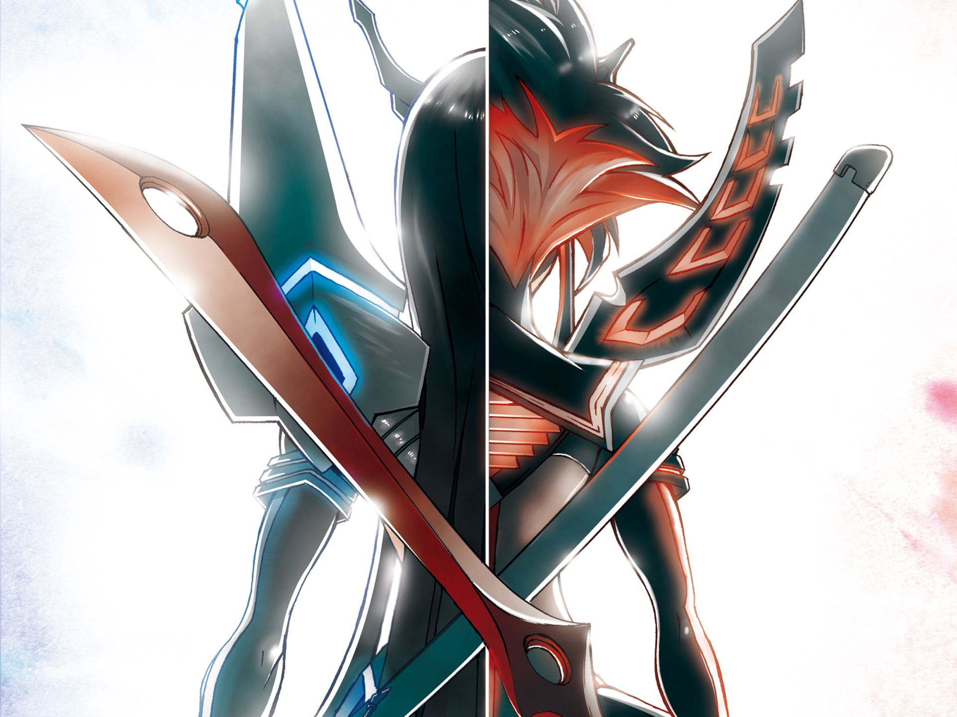 kill la kill girl anime hd wallpaper image picture 1440x900 6f 1920x1440
