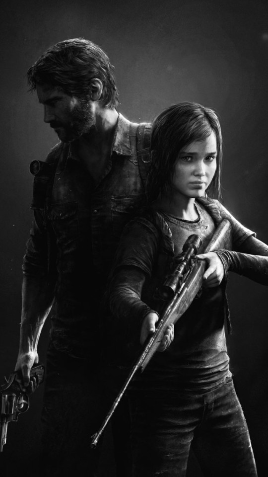 The Last Of Us Remastered Wallpaper   iPhone Wallpapers 540x960