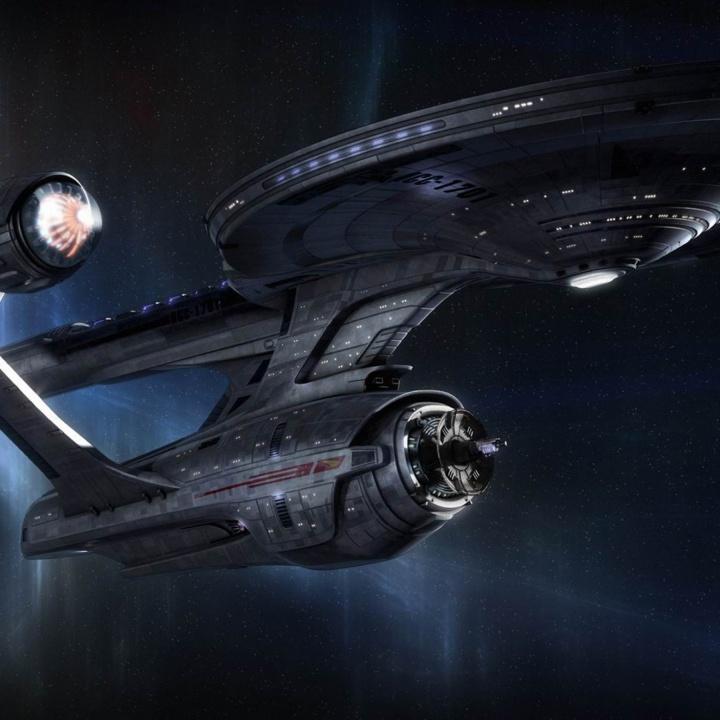 free 720X720 Star Trek 3D 720x720 wallpaper screensaver preview id 720x720