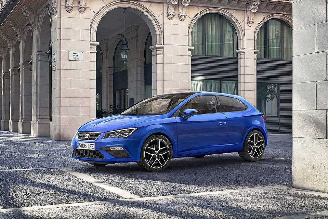 2019 SEAT Leon Side Wallpaper Best Car Rumors 1125x750