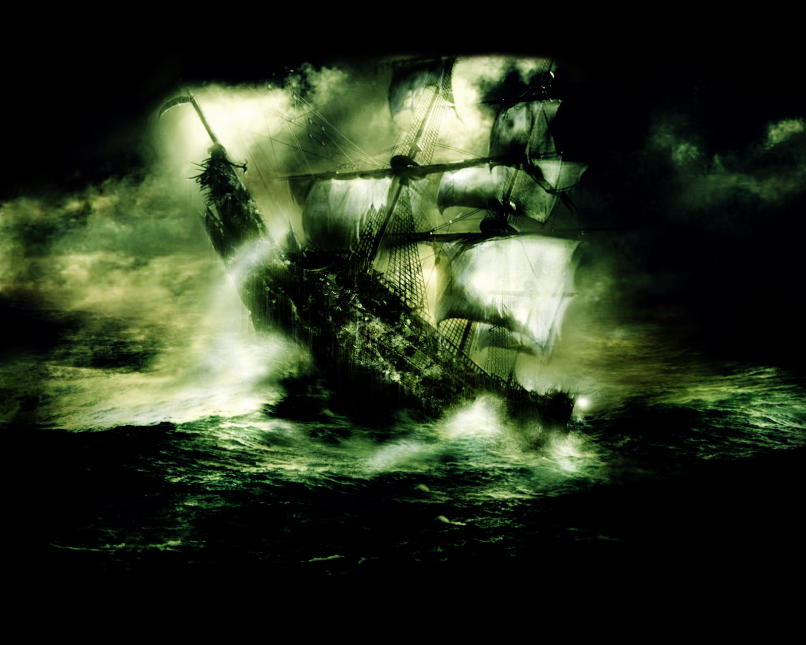 Pirate Ships Awesome HD Wallpapers | Desktop Wallpapers