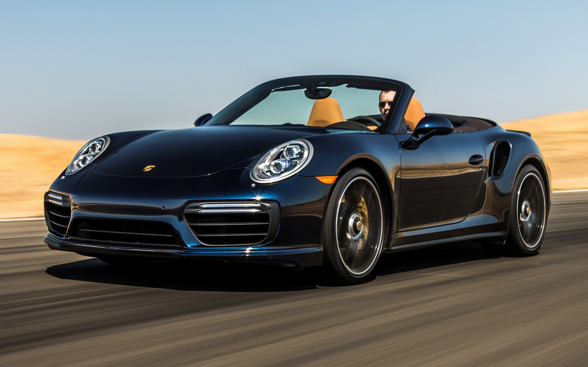 2017 Porsche 911 Turbo S Cabriolet US   Wallpapers and HD Images 1920x1200