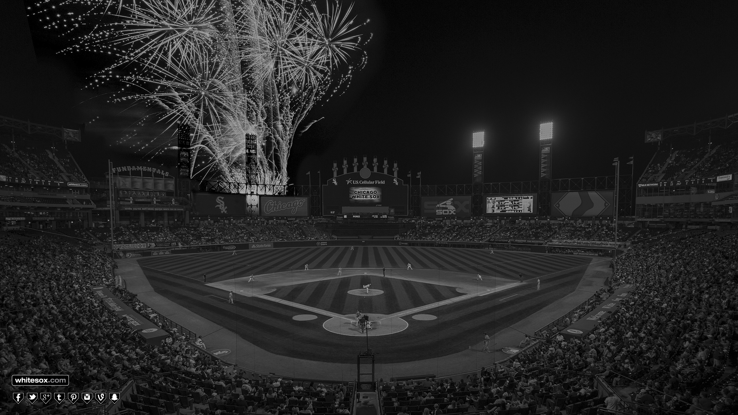 White Sox Wallpapers Chicago White Sox 2560x1440