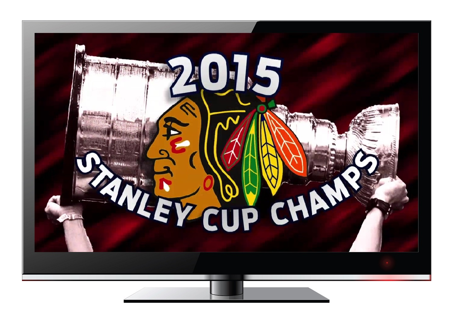 2015 Stanley Cup Between Blackhawks And Lightning Is Second Most 1440x1028