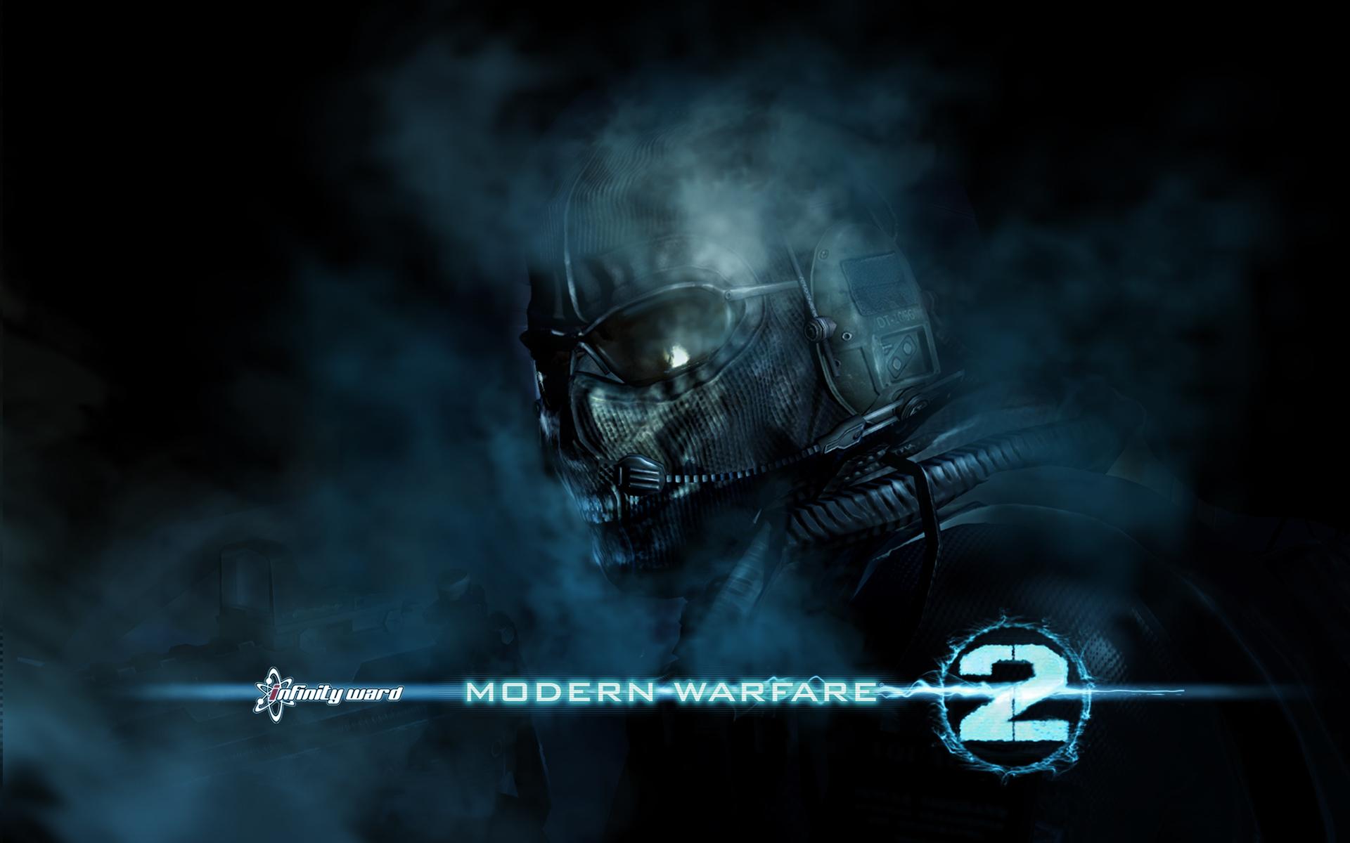Ghost - Modern Warfare 2 Wallpaper (15415587) - Fanpop
