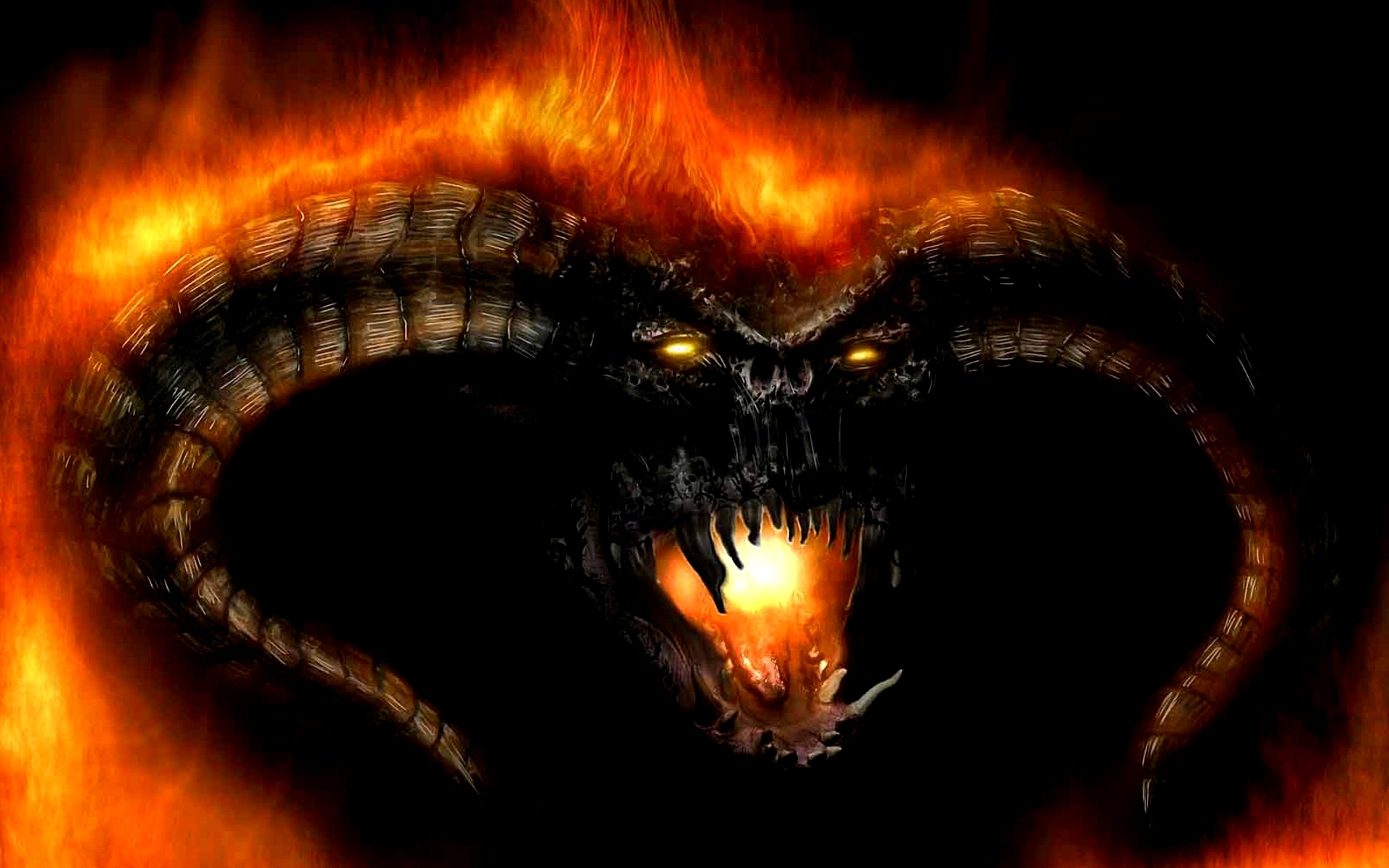 Balrog   Lord of the Rings Wallpaper 4801000 1920x1200