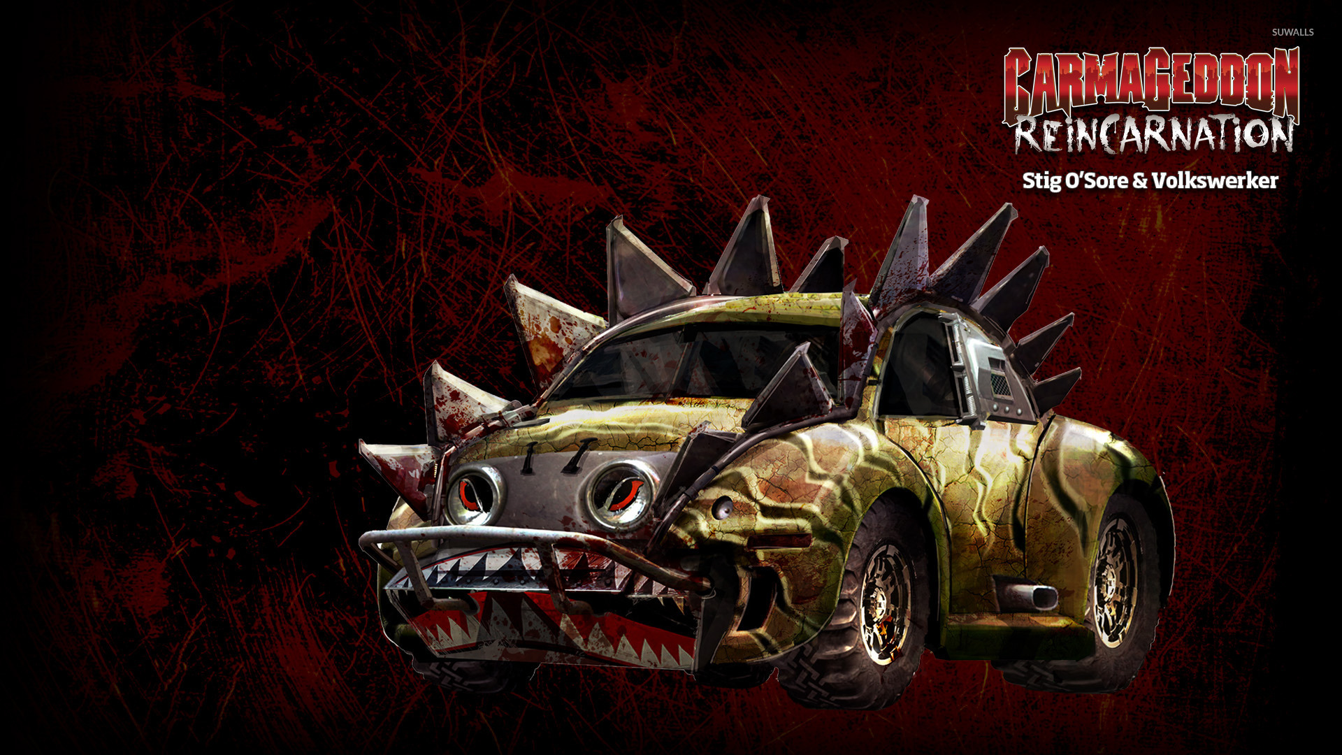 Carmageddon Reincarnation [5] wallpaper   Game wallpapers   25756 1920x1080
