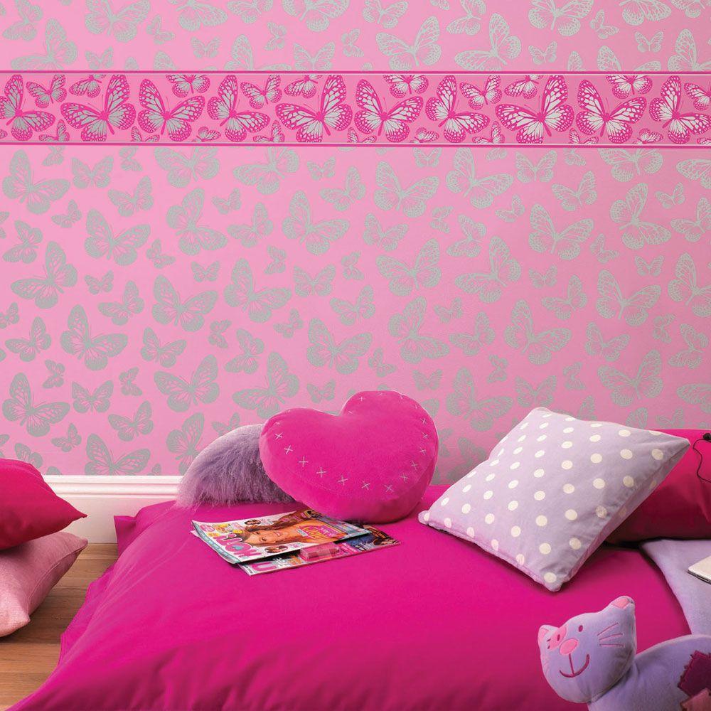 Free download Girls Generic Wallpaper Borders eBay ...