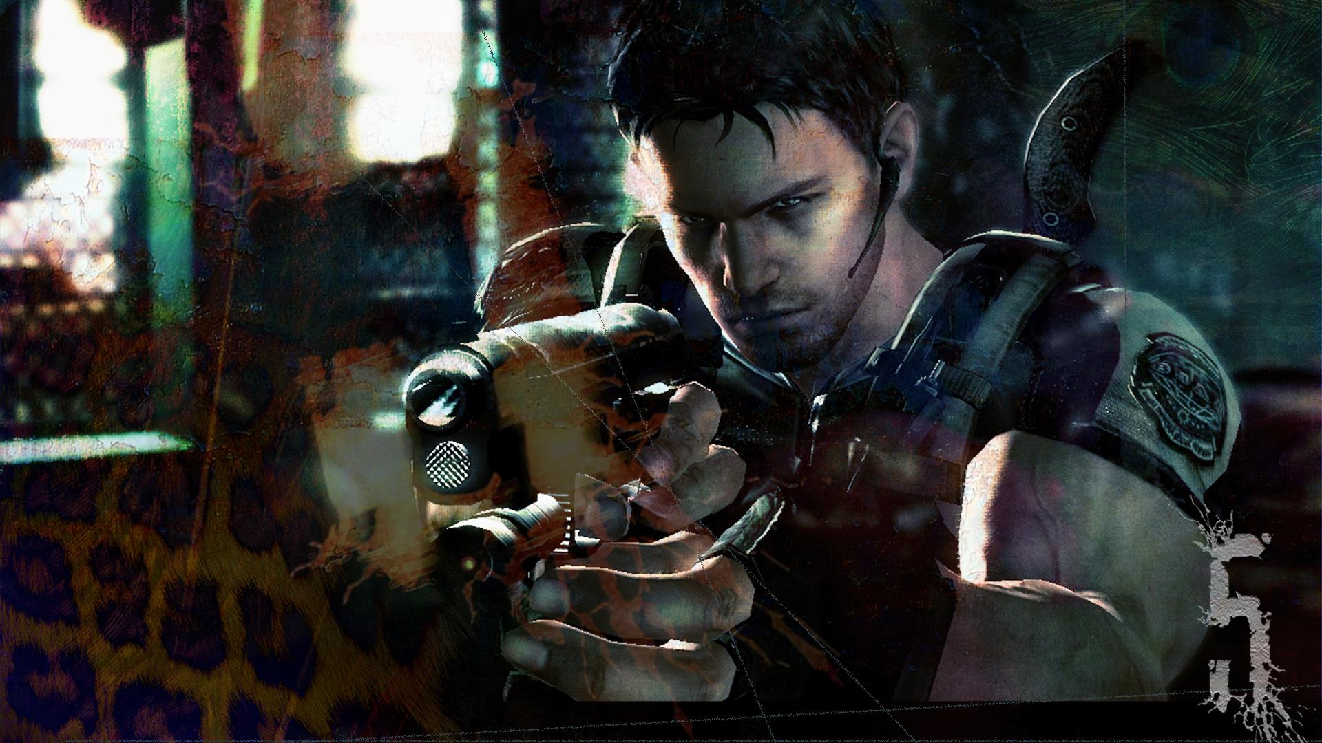 Free Download Berserker Tear Through The Game Resident Evil 5