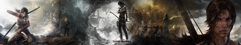 5760x1080 Tomb Raider Lara Croft 2013 Wallpaper Hd Pictures 5760x1080