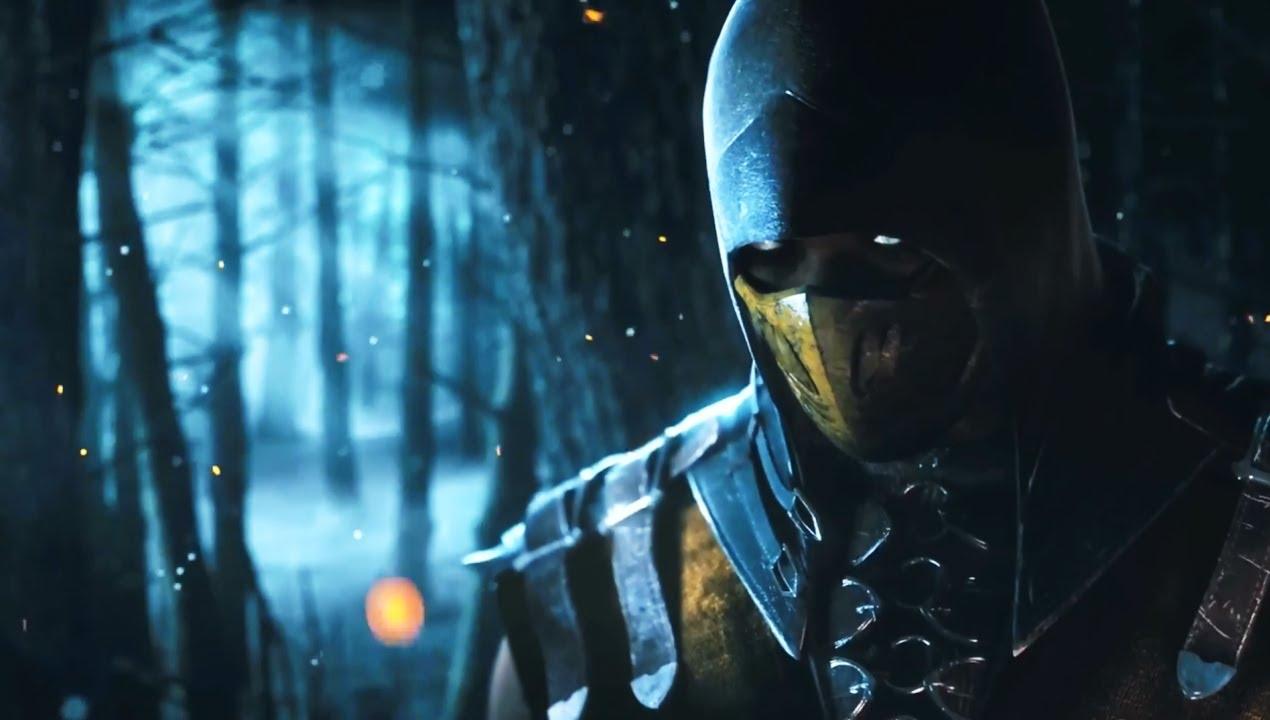 Free Download Mortal Kombat Scorpion X Sub Zero Hd Walls Find