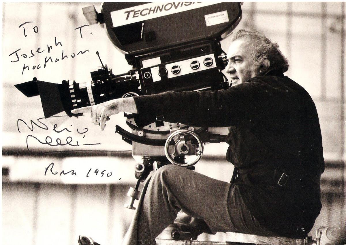 Federico Fellini photo 4 of 14 pics wallpaper   photo 340987 1200x852