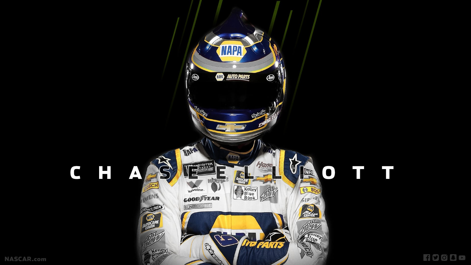 2018 Playoff Wallpapers Official Site Of NASCAR 1920x1080