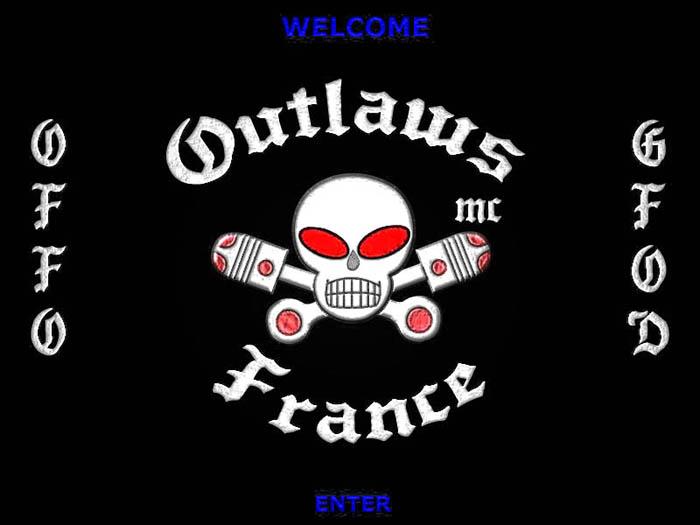 Outlaw Motorcycle Club Logos 700x525