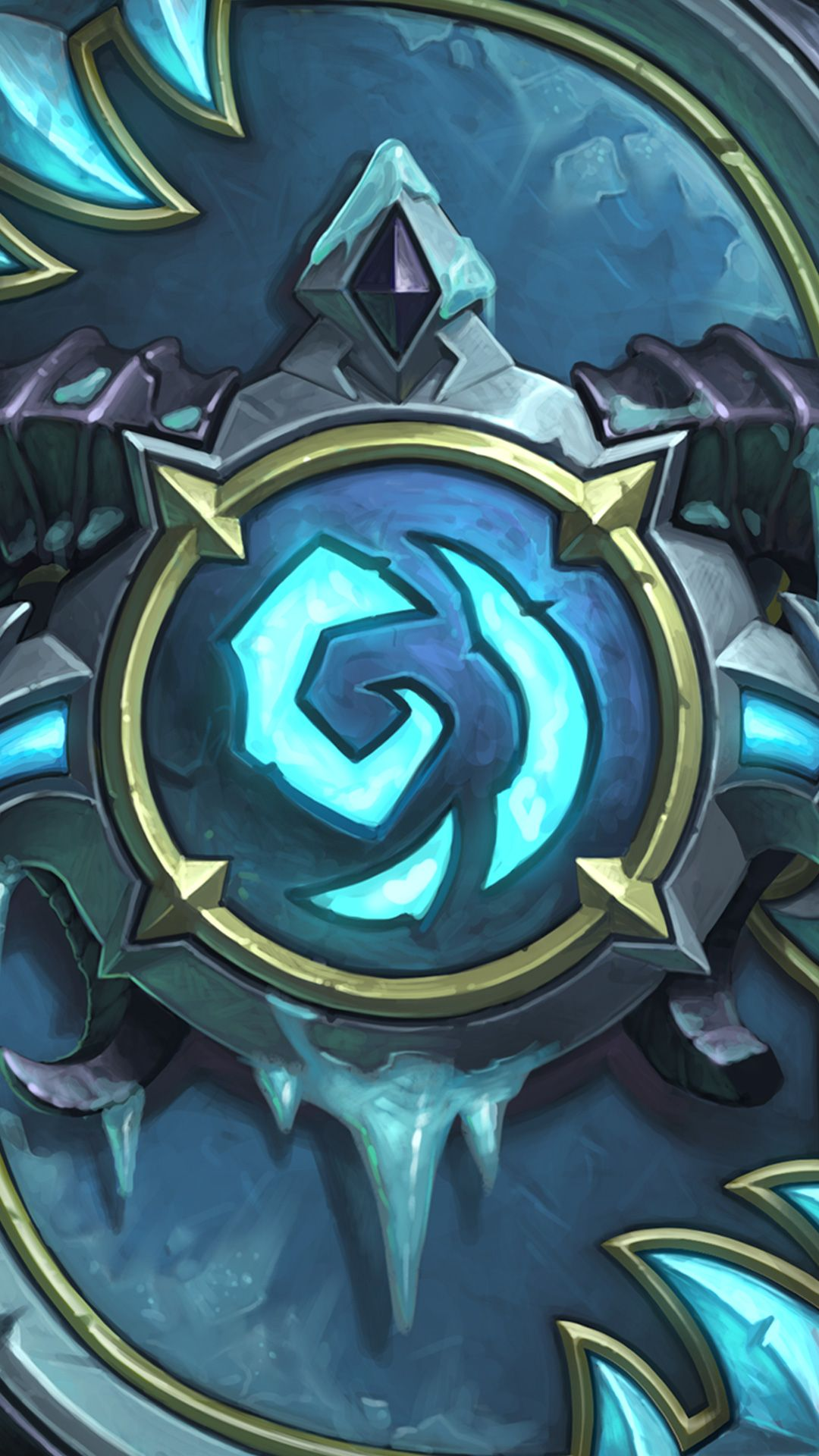Knights of the Frozen Throne Wallpapers   Hearthstone Top Decks 1080x1920
