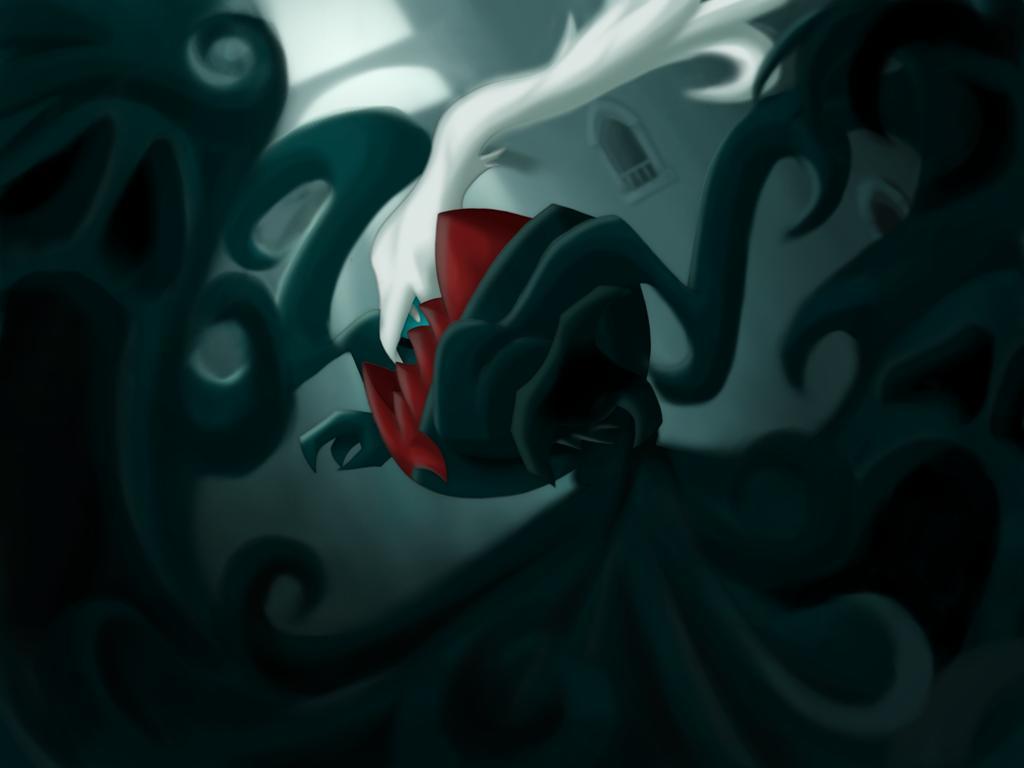 Pokemon Wallpapers Darkrai 1024x768