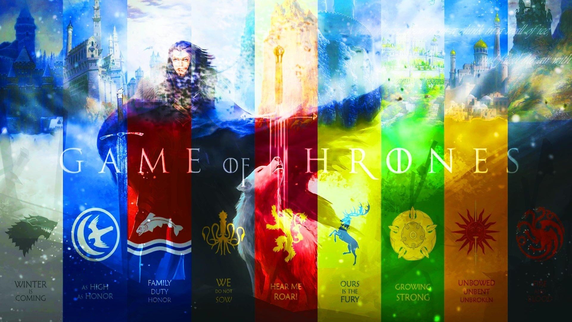 Game of Thrones Desktop Backgrounds   Wallpaper High Definition High 1920x1080