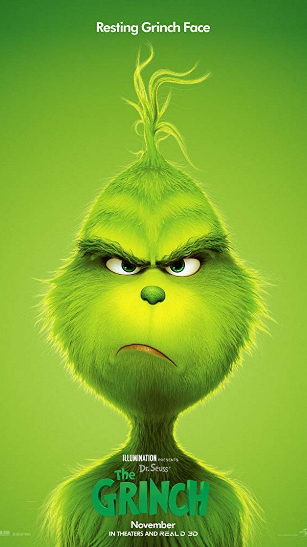 The Grinch iPhone Wallpaper 2020 Cute Wallpapers 1080x1920