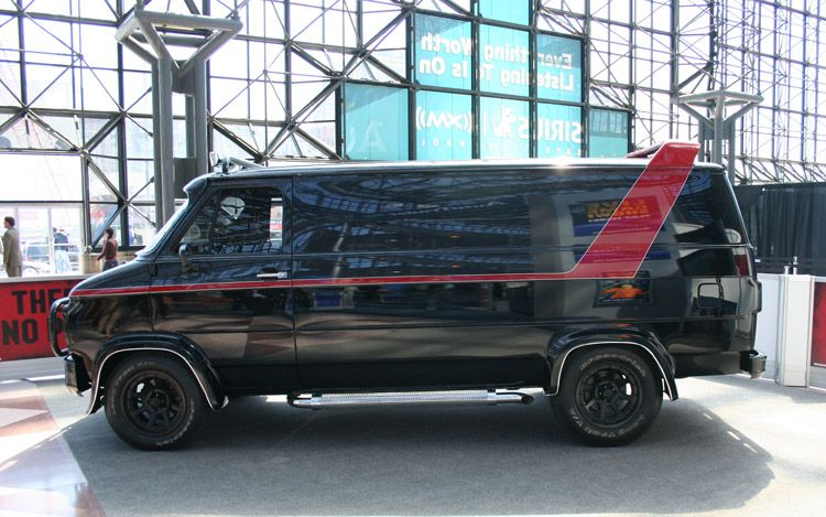 The A Team Van Wallpaper There is only 1 cool van